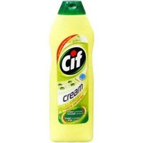 Cif Folyékony súroló 500 ml citrom