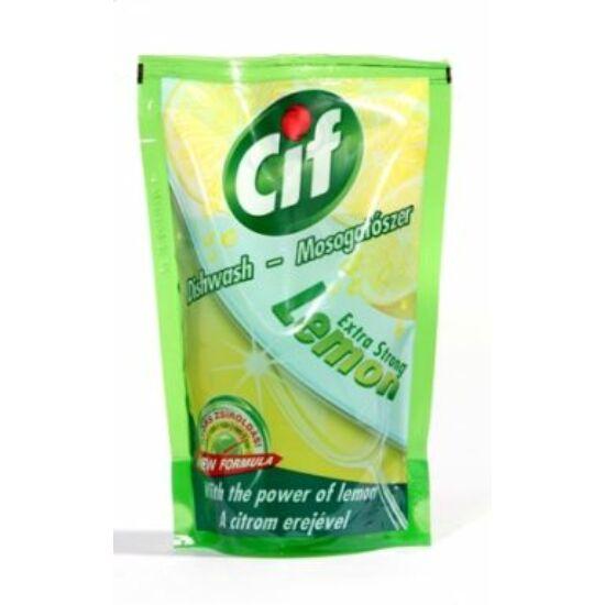 Cif mosogatószer utt. 500 ml citrom