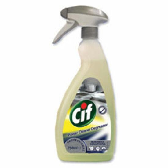 Cif Professional erőteljes zsíroldószer 750 ml