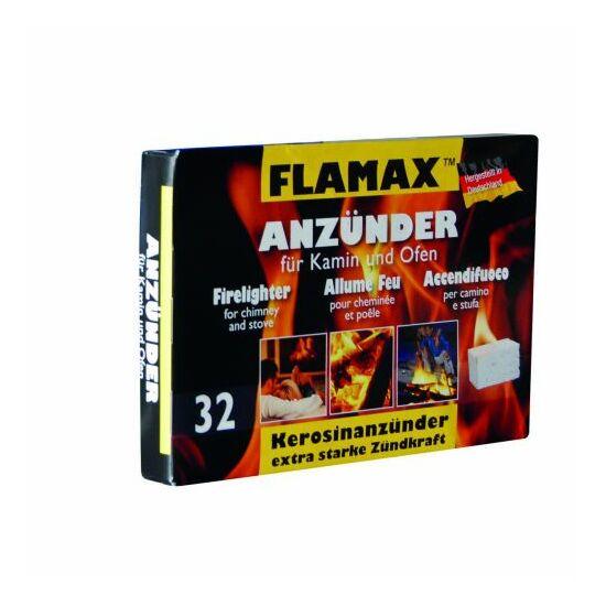 Flamax kandalló gyújtó kocka 32 db