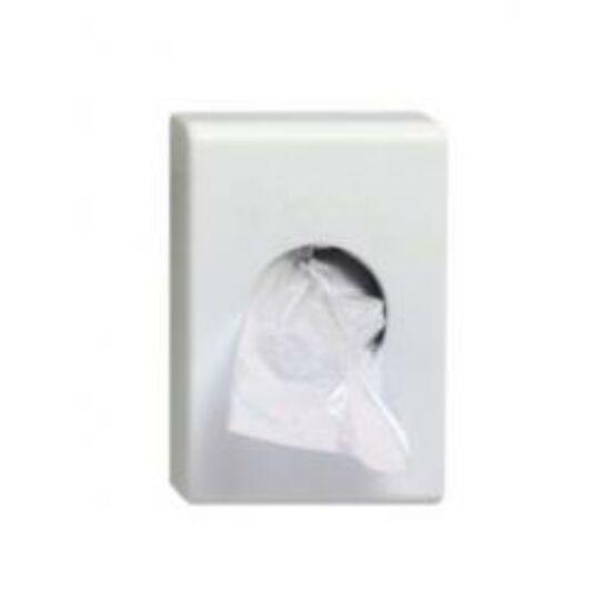 Higiéniai zacskó tartó fehér