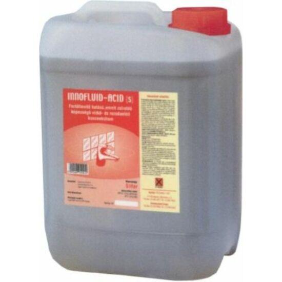 Innofluid Acid SX vízkő-és rozsdaoldó 5 liter