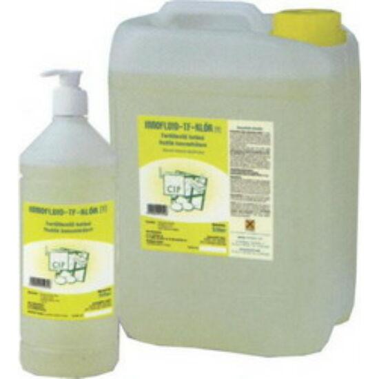 Innofluid TF Klór M fertőtlenítő kézi mosogatószer 1 liter