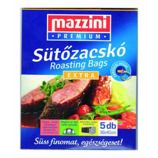 Mazzini Premium sütőzacskó extra 38 x 40 cm 5 db