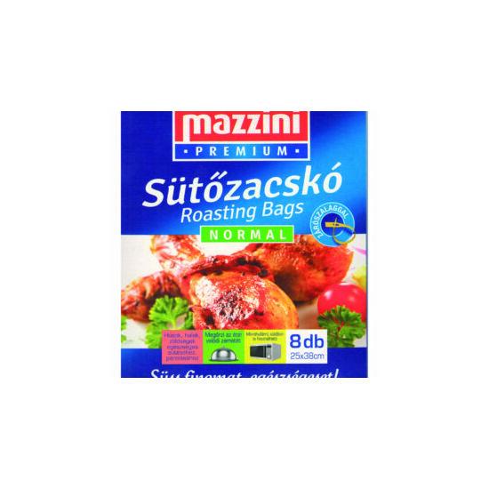 Mazzini sütőzacskó normál 25 x 38 cm 8 db