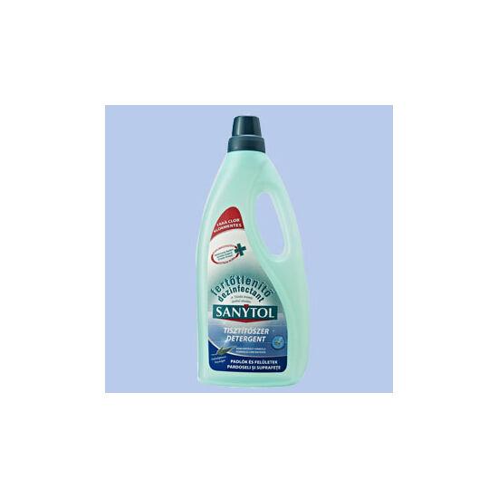 Sanytol fertőtlenítő felülettisztító 1 liter