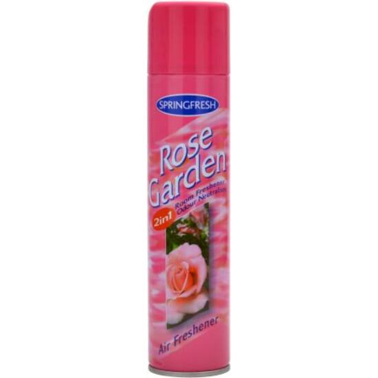 Springfresh légfrissítő 300 ml rose