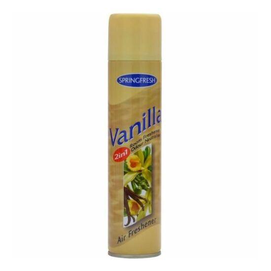 Springfresh légfrissítő 300 ml vanilla