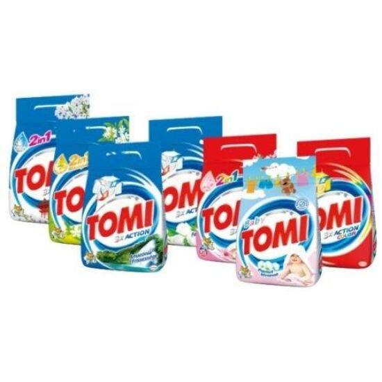Tomi mosópor 1,17 kg color
