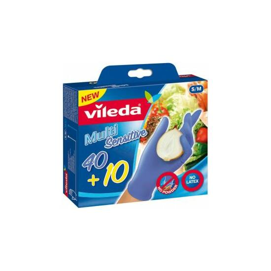VIL Multi Sensitive nitril kesztyű 50 db