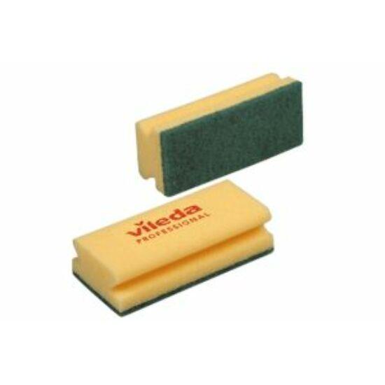 Vileda Professional súrolószivacs szivacs 101404 zöld-sárga