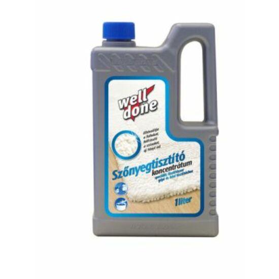 Well Done szőnyegtisztító 1 liter